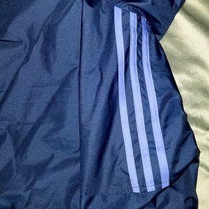 adidas Jackets & Coats - Adidas women's windbreaker, L
